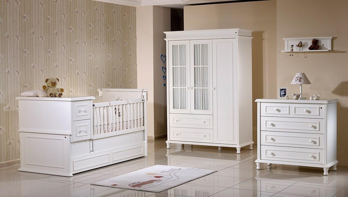 Piyes Bebek Odası