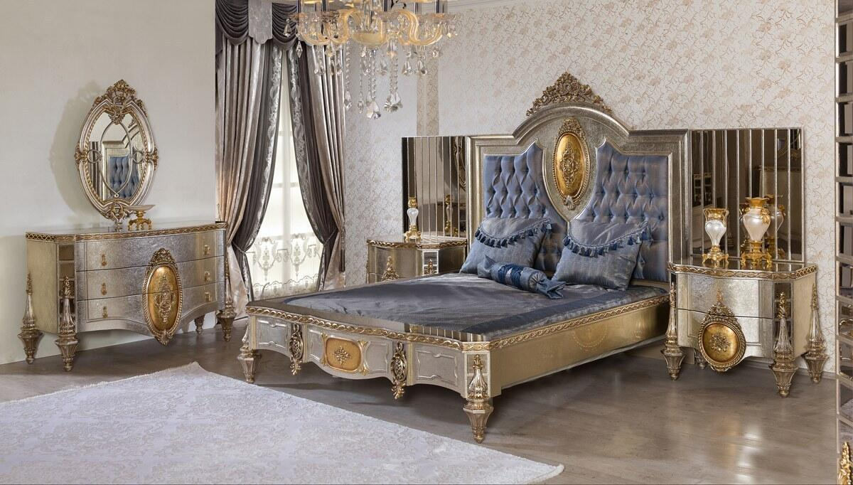 Ravera Klasik Yatak Odası