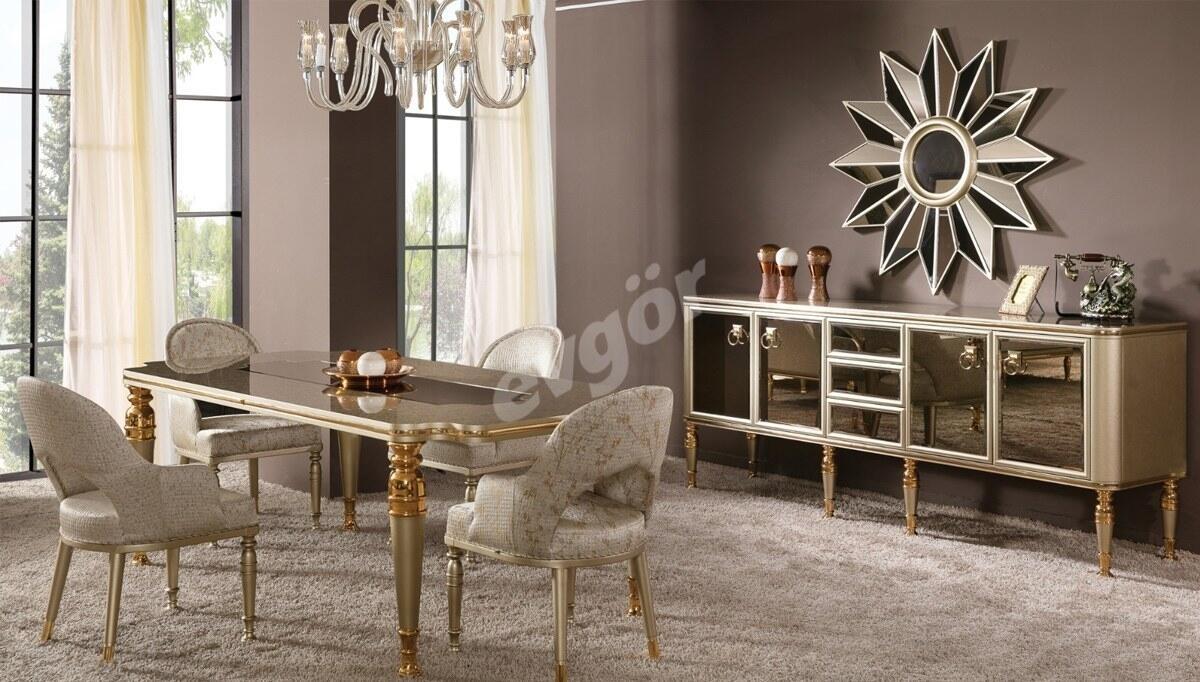 Replika Art Deco Yemek Odası
