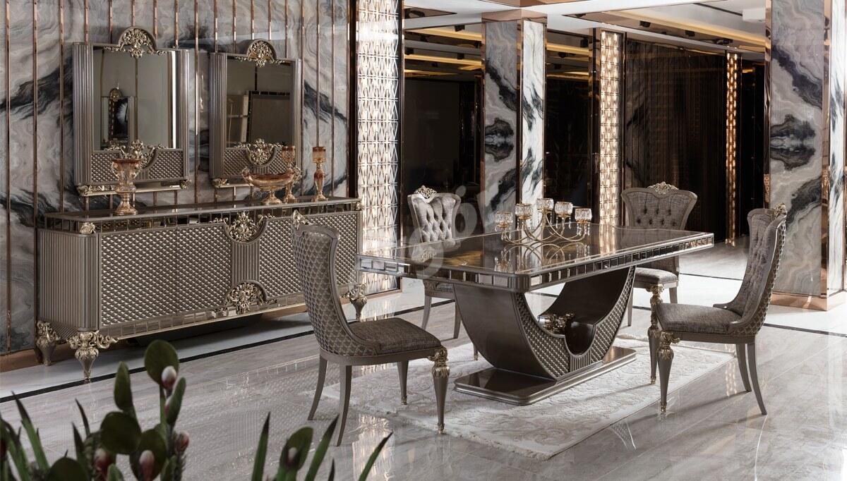 Rivesa Art Deco Yemek Odası