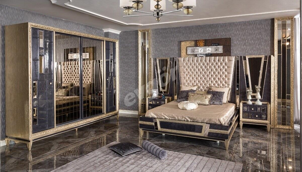 Rodos Luxury Yatak Odası