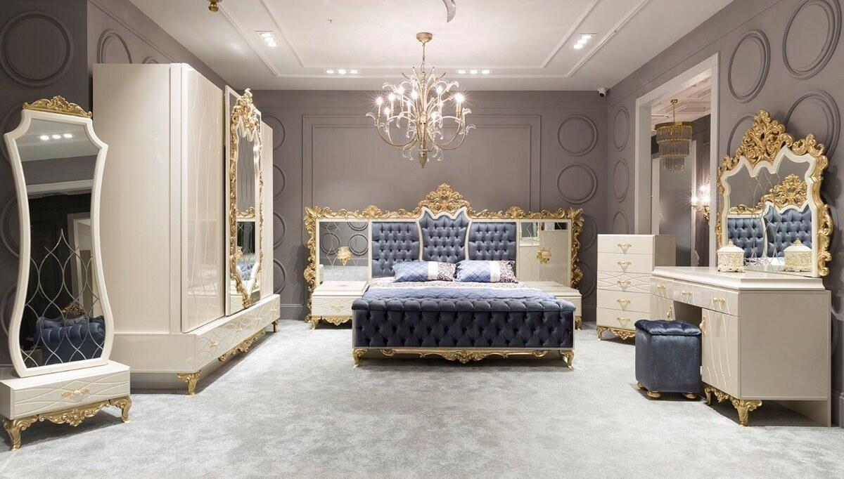 Roma Lüks Yatak Odası