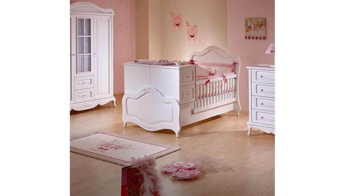 Rose Country Bebek Odası