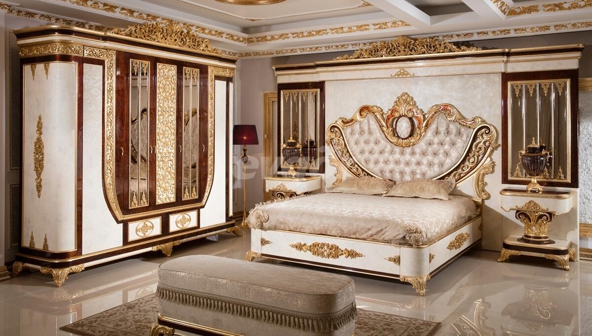 Safir Lüks Yatak Odası