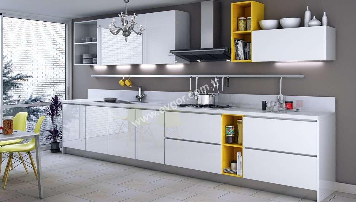 Sagev Özel Tasarım Mutfak Takımı