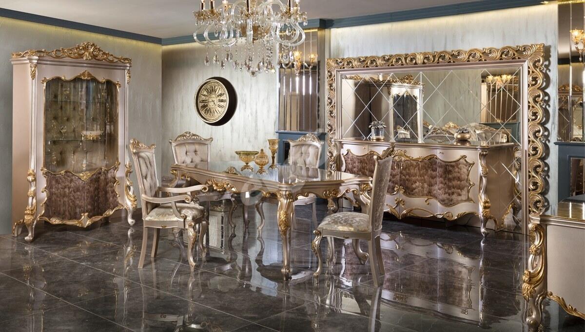 Selçuklu Klasik Yemek Odası