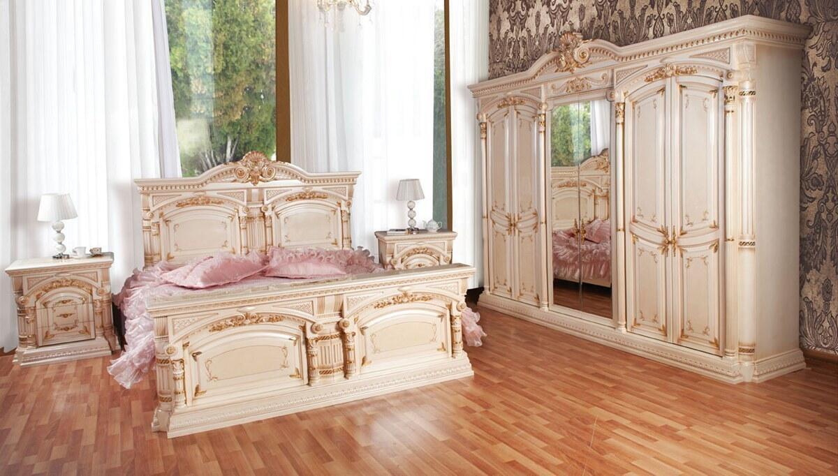 Seromi Klasik Yatak Odası
