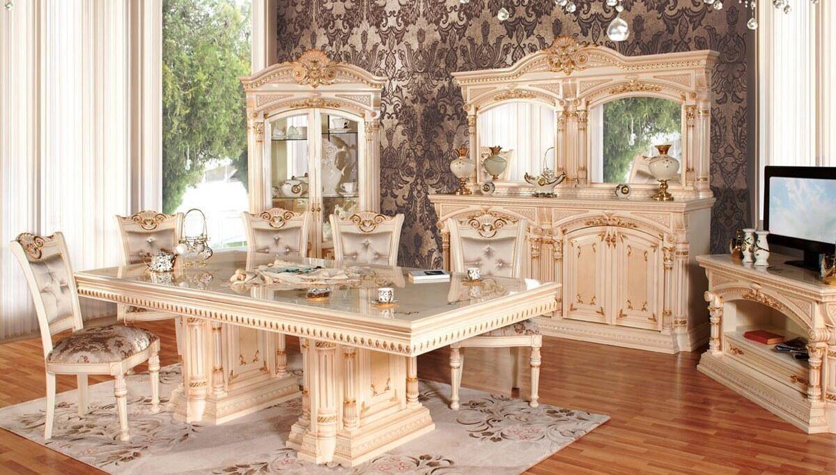 Seromi Klasik Yemek Odası