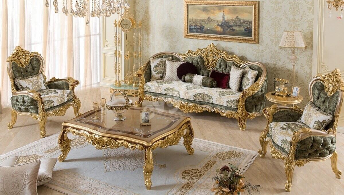 Sofia Klasik Koltuk Takımı