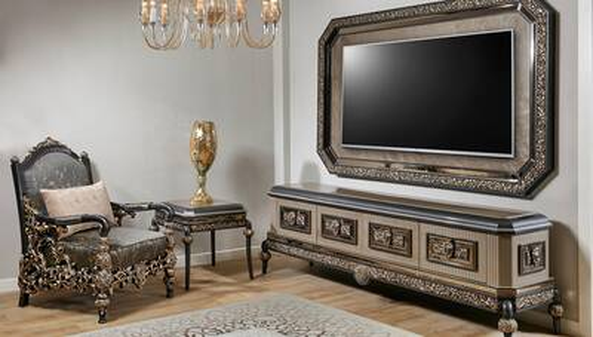 Toledo Art Deco TV Ünitesi
