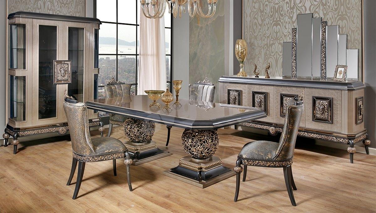 Toledo Art Deco Yemek Odası