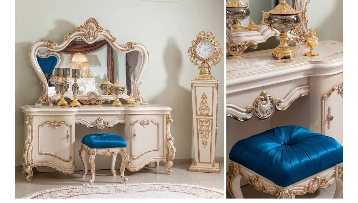 Tuğrahan Klasik Yatak Odası
