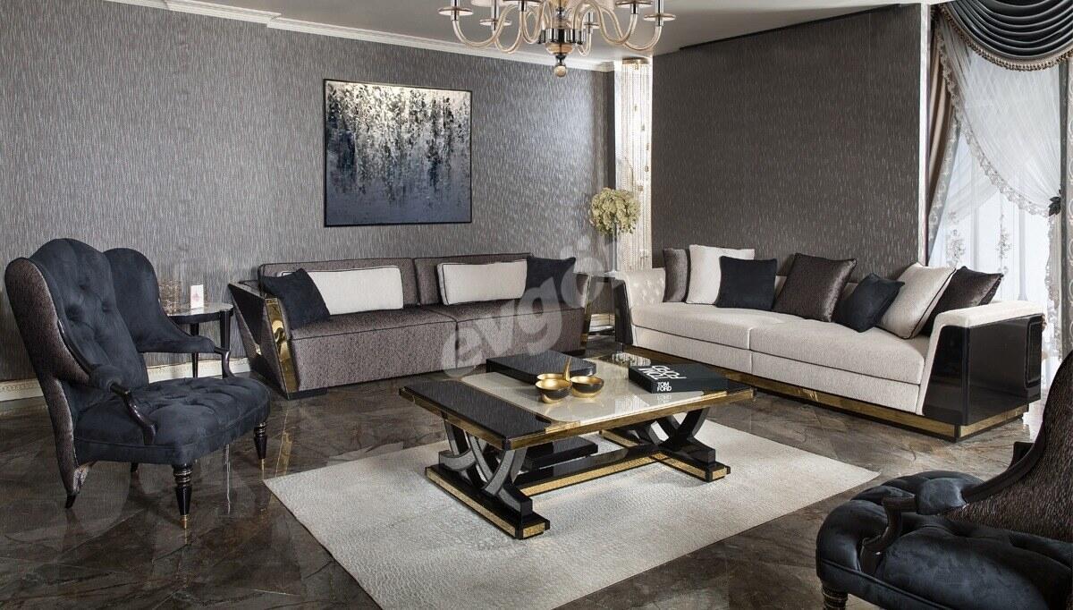 Varna Luxury Koltuk Takımı
