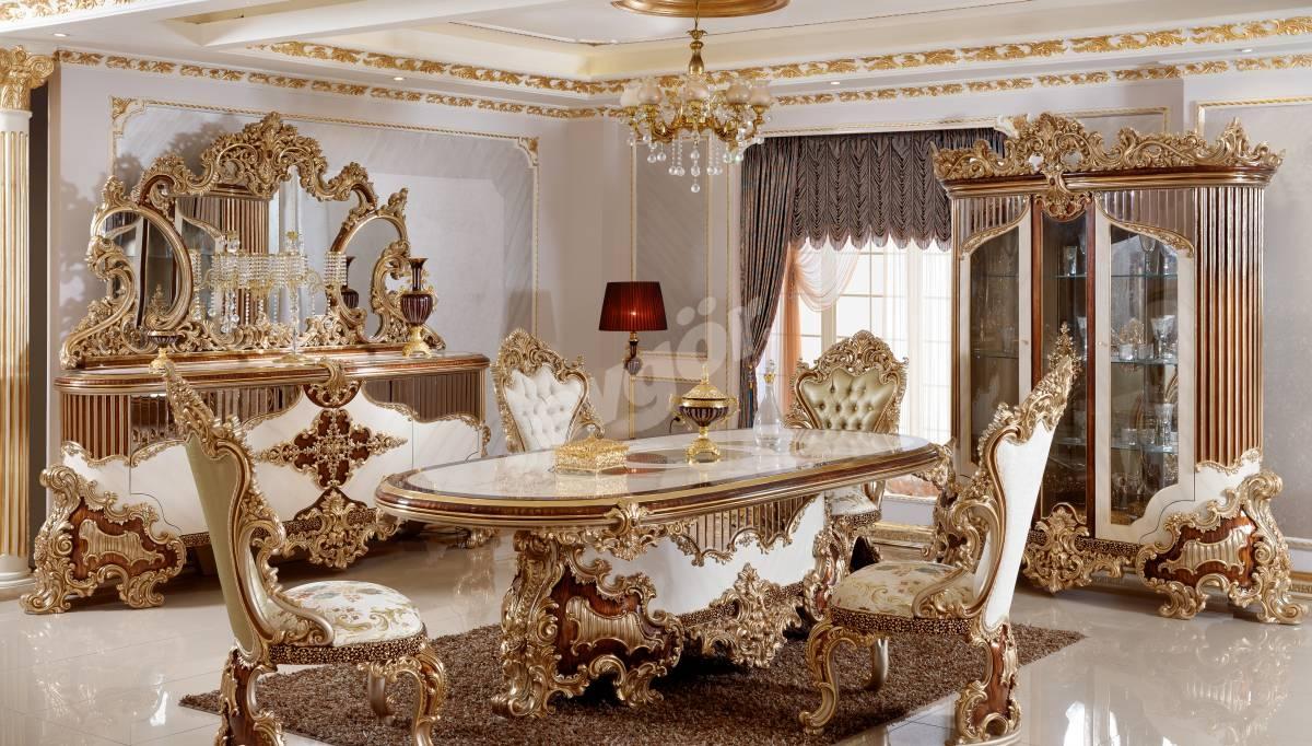 Viyola Klasik Yemek Odası