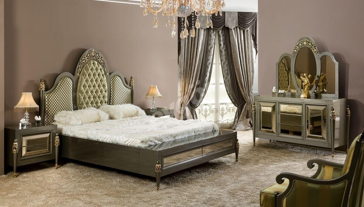 Vogena Art Deco Yatak Odası